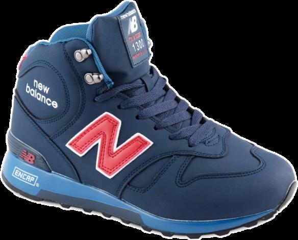 New Balance 1300 Зимние синие