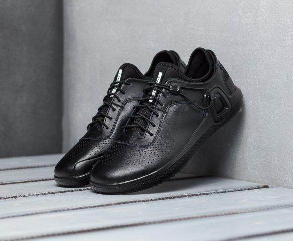 Ecco leather black