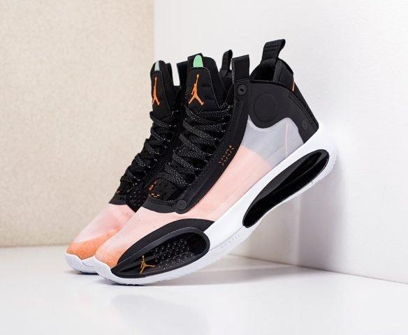 Nike Air Jordan XXXIV разноцветные