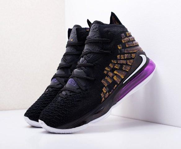 Nike Lebron XVII black