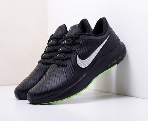 Nike Zoom Pegasus 35 Turbo черные с белым