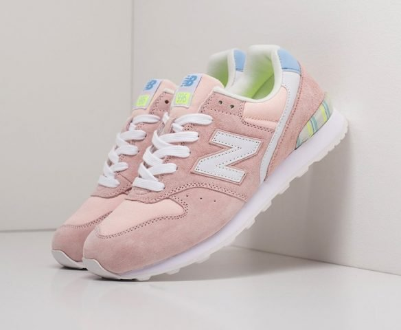 New Balance 996 розовые