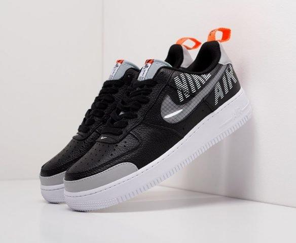 Nike Air Force 1 Low бело-черные