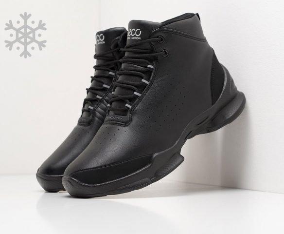Ecco high black winter