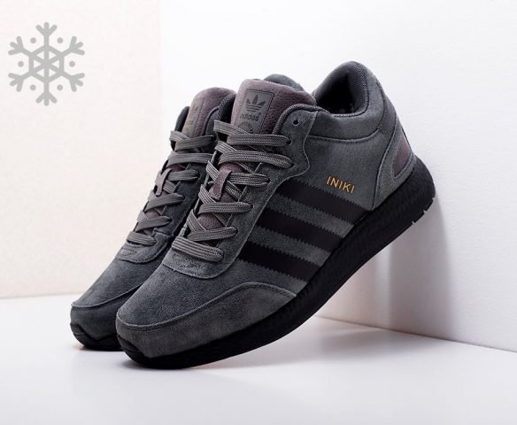 Adidas Iniki Runner Boost grey winter