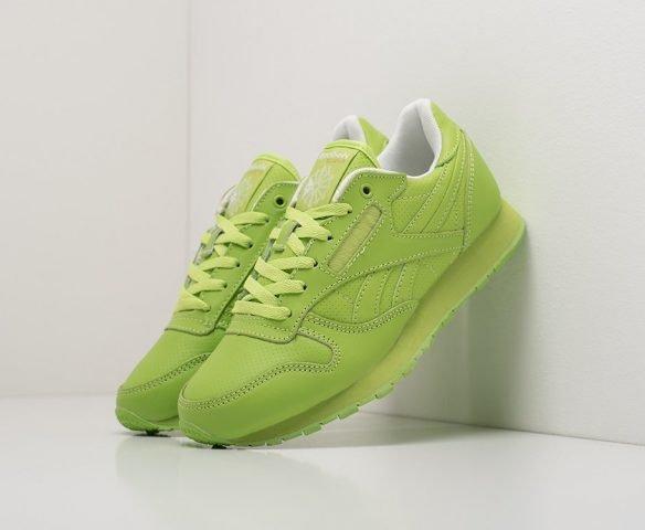 Reebok Classic Leather green