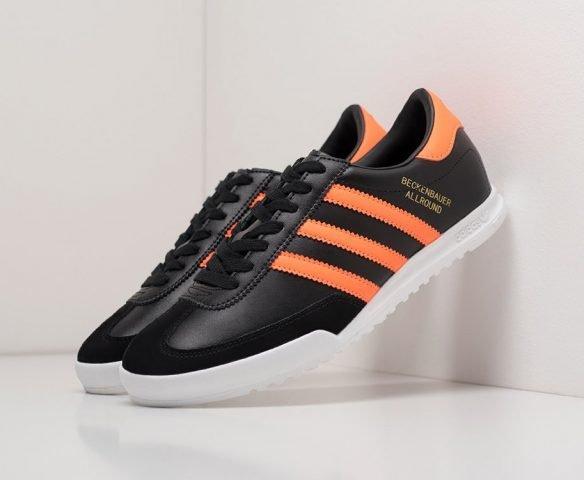 Adidas Beckenbauer black-orange