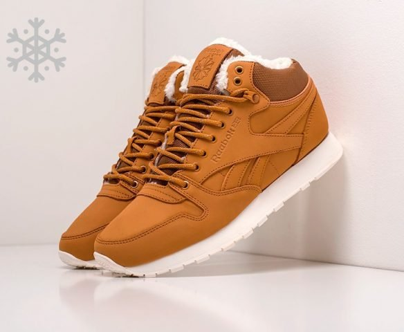 Reebok Classic Leather Mid Ripple winter brown