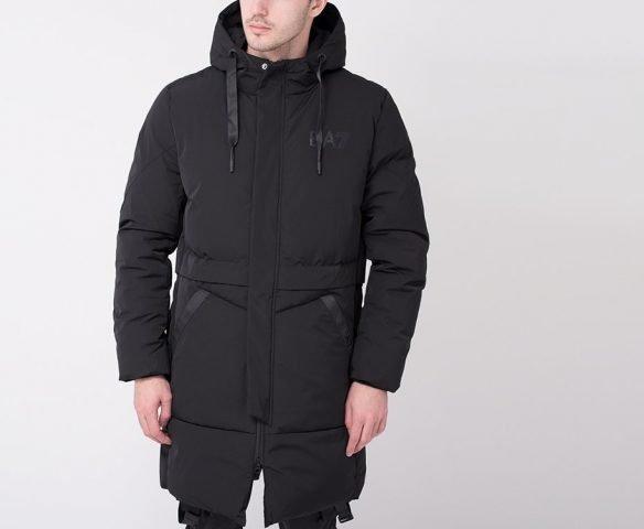 Куртка Emporio Armani черная