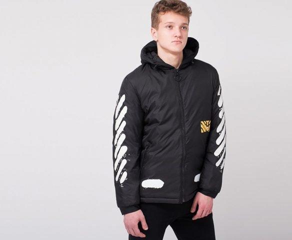 Куртка OFF-WHITE black