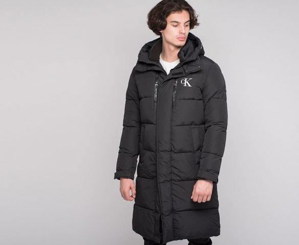 Куртка зимняя Calvin Klein черный