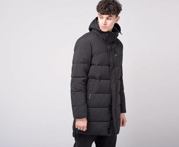 Куртка зимняя Emporio Armani black