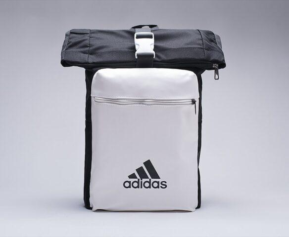 Рюкзак Adidas бело-черный