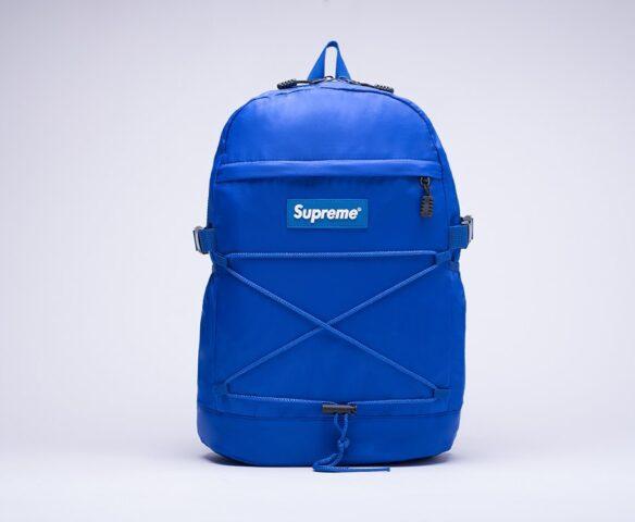 Синий рюкзак Supreme