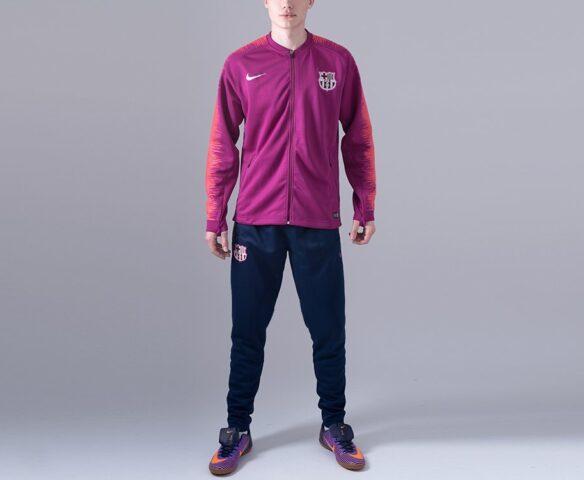 Спортивный костюм Nike FC Barcelona фиолетовый