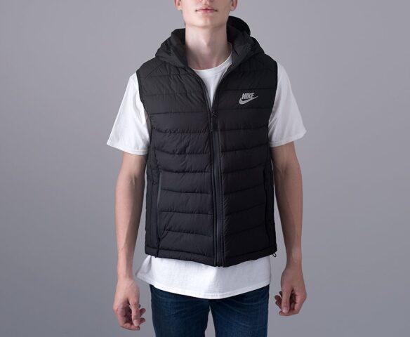 Жилет Nike black