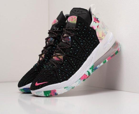 Nike Lebron XVIII multicolored