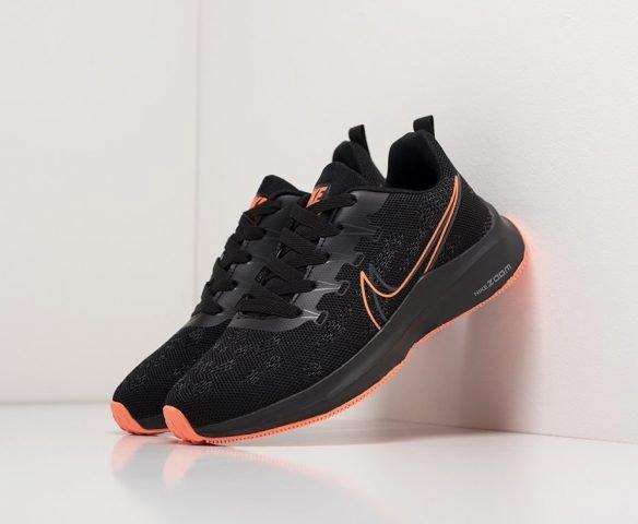 Nike Zoom low wmn black-orange