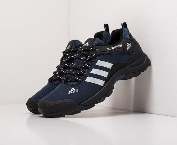 Adidas Climaproof синие с белым