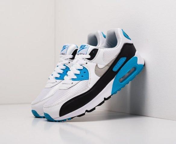 Nike Air Max 90 white-blue