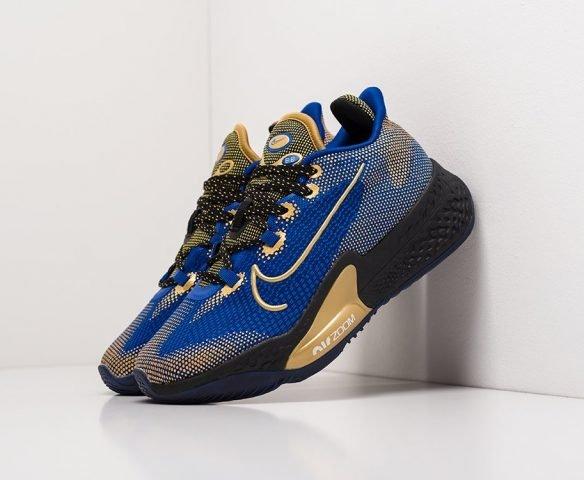 Nike Air Zoom BB NXT синие
