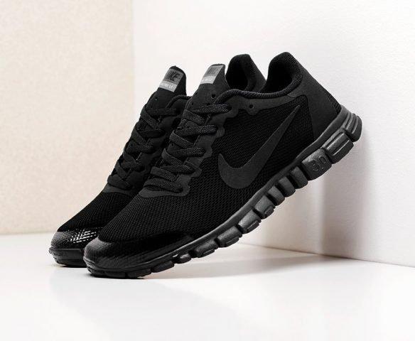 Nike Free 3.0 V2 черные