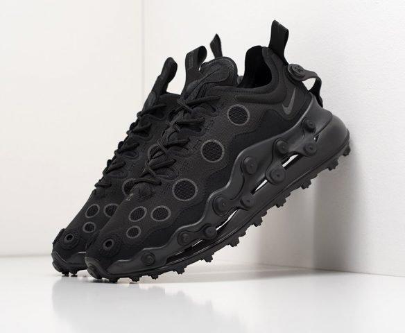 Nike ISPA Air Max 720 black