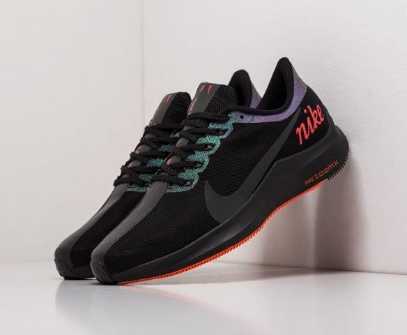 Nike Zoom Pegasus 35 Turbo black (черные)