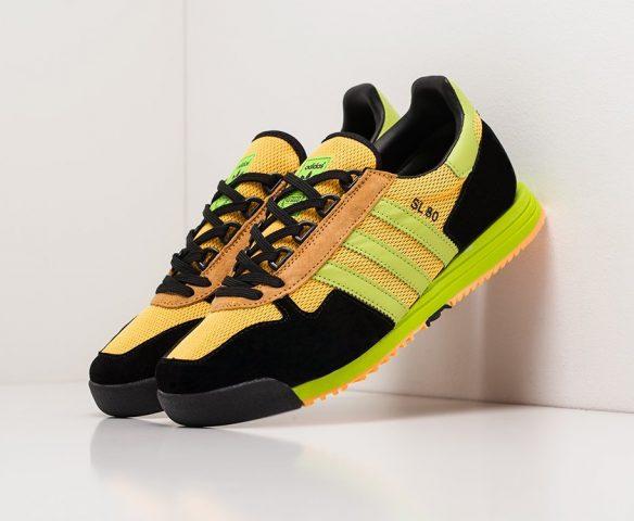 Adidas Sl 80 зеленые