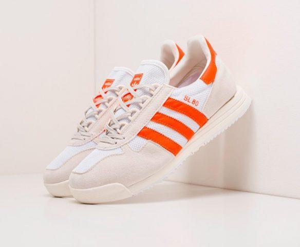 Adidas Sl 80 белые
