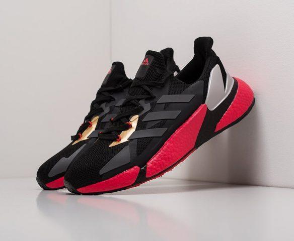 Adidas X9000l4 black-red