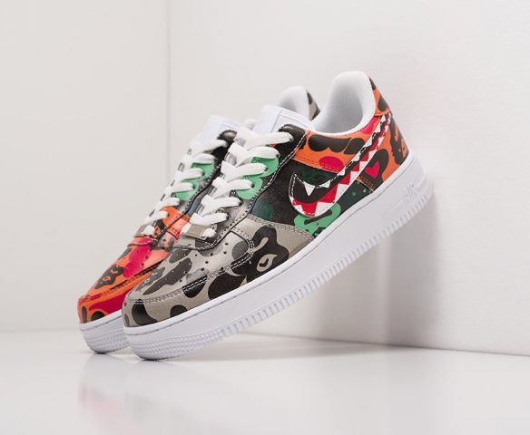 Nike Air Force 1 Low wmn leather multicolored