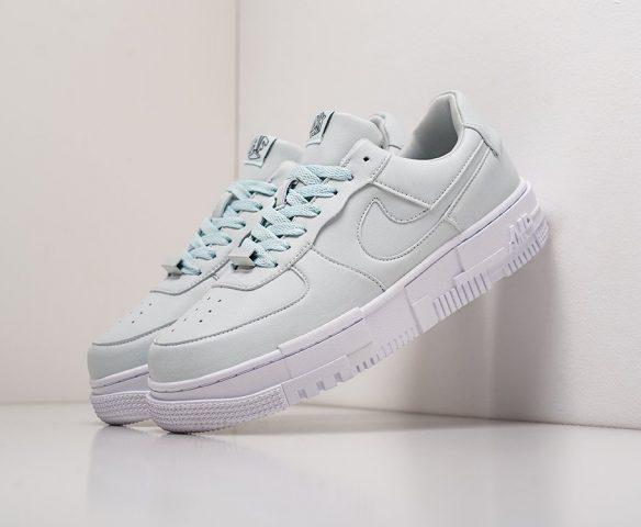 Nike Air Force 1 Pixel Low белые
