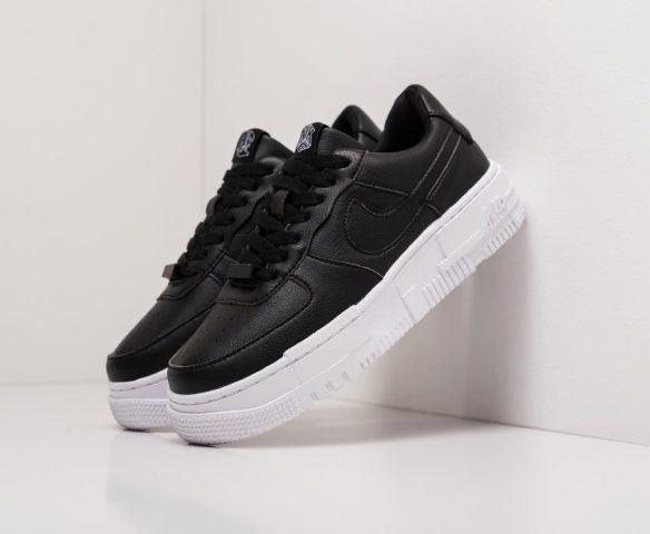 Nike Air Force 1 Pixel Low wmn black