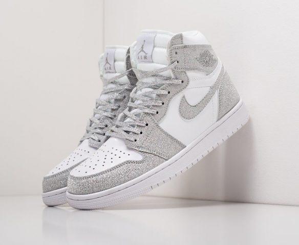 Nike Air Jordan 1 high white-grey