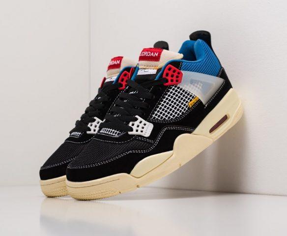 Nike Air Jordan 4 Retro mid multicolored