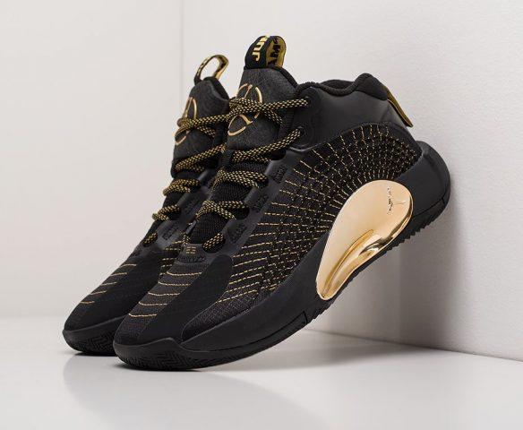 Nike Air Jordan XXXV mid черные