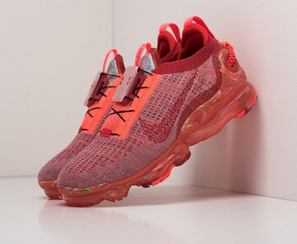 Nike Air VaporMax 2020 красные
