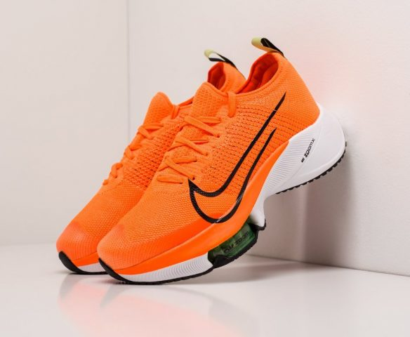 Nike Air Zoom Alphafly Next% orange-white