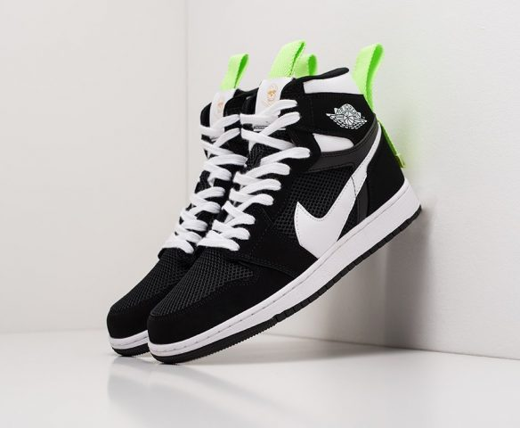 Shoe Surgeon x Air Jordan 1 high black