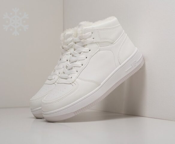 Ботинки Fashion белые wmn