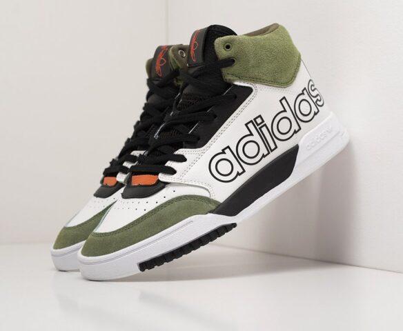 Adidas Drop Step High белые
