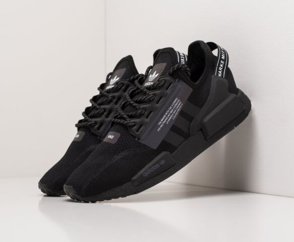 Adidas NMD R1 V2 черные