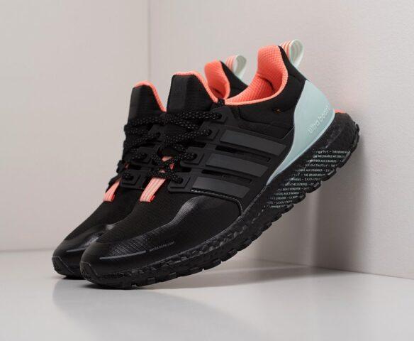 Adidas Ultra Boost black-черные