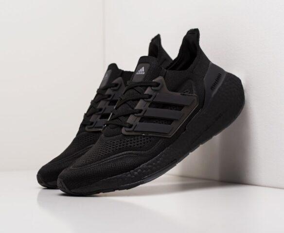 Adidas Ultra Boost 21 черные