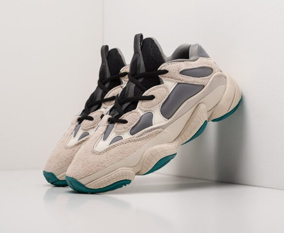 Adidas Yeezy 500 grey wmn