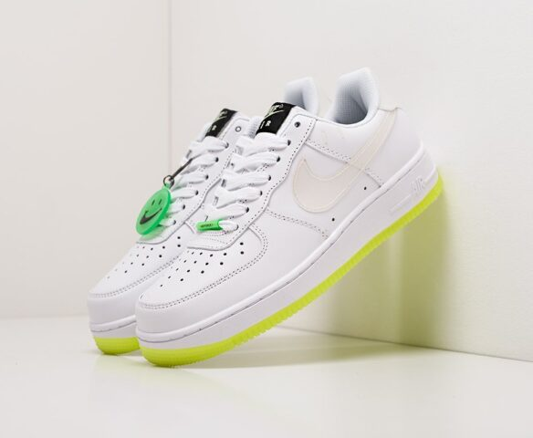 Nike Air Force 1 Low белые white