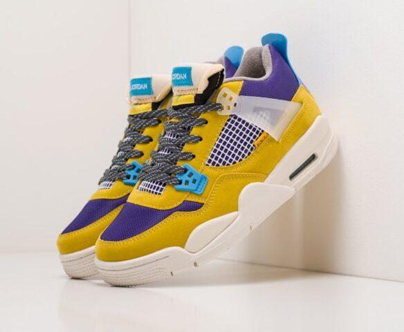 Nike Air Jordan 4 Retro multicolored