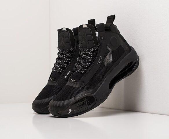 Nike Air Jordan XXXIV black-черные
