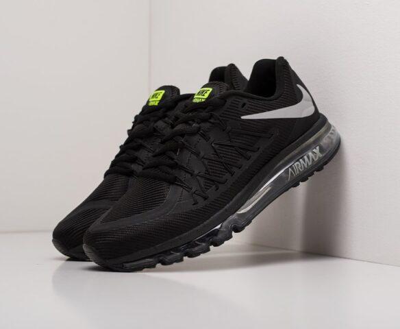 Nike Air Max 2015 черные man